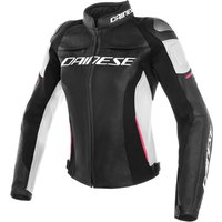 Dainese Racing 3 lady black/white/pink