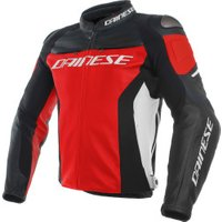 Dainese Racing 3 red/black/white
