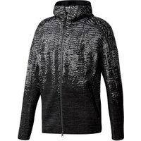 Adidas Z.N.E. Pulse Knit Hoodie black/off white
