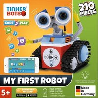Tinkerbots My first Robot