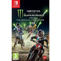 Monster Energy Supercross: The Official Videogame (Switch)
