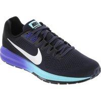 Nike Air Zoom Structure 21 Women thunder blue/black/persian violet/metallic silver