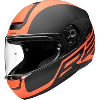 Schuberth R2 Traction black/orange