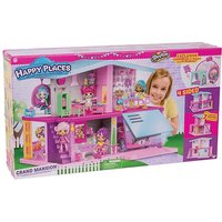 Shopkins Happy Places - Grand Mansion Playset