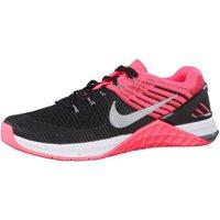 Nike Metcon DSX Flyknit Wmn black/hyper punch/white/cool gray