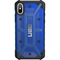 Urban Armor Gear Plasma Case (iPhone X) cobalt