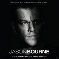 OST/VARIOUS - Jason Bourne (John Powell & David B - (Vinyl)