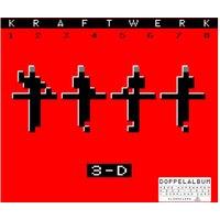 Kraftwerk - 3-D Der Katalog (Std.Vinyl-German Language) - (Vinyl)