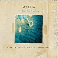 Liam Noble, Jasper Hoiby, Mark Lockheart - Malija-The Day I Had Everything - (Vinyl)