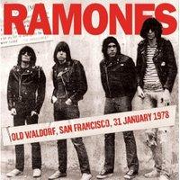 Ramones - Old Waldorf, San Francisco, 31st January 1978 - (Vinyl)