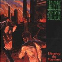 Earth Crisis - Destroy The Machines (Limited Orange Edition) - (Vinyl)