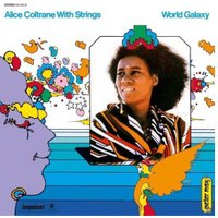 Alice Coltraine - World Galaxy (Back To Black Ltd.Ed.+Dl-Code) - (Vinyl)