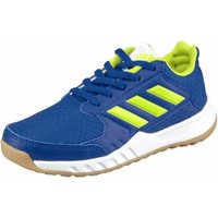Adidas FortaGym K collegiate royal/semi solar yellow/footwear white