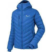 Salewa Ortles Light Down Hood Jacket Women royal blue