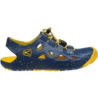 Keen Rio true blue/yellow