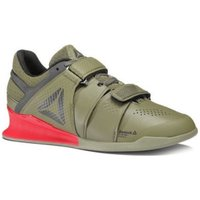 Reebok Legacy Lifter hunter green/coal/primal red/chalk