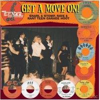 Various/Teenage Shutdown - You Better Get A Move On! - (Vinyl)