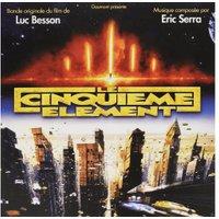 Eric Serra - Fifth Element-Das fünfte Element - (Vinyl)