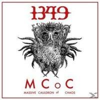 1349 - Massive Cauldron Of Chaos (Ltd.Red Vinyl Incl.Po - (Vinyl)
