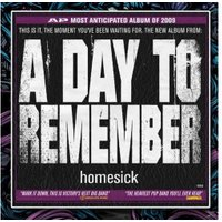 A Day To Remember - Homesick - (Vinyl)