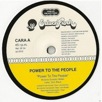 Power To The People - Power To The People / I'm Ready To Know You - (Vinyl)