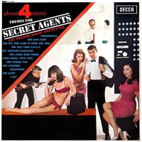 The Roland Shaw Orchestra - Themes For Secret Agents - (Vinyl)