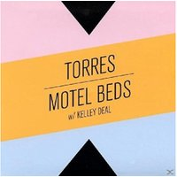 Torres & Motel Beds - The Harshest Light B/W Tropics Of The Sand - (Vinyl)