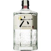 Roku Gin Japanese Craft 0,7l 43%