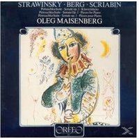 Oleg Maisenberg - Petruschka-Suite/Sonate Op.1/Stücke Für Klavier - (Vinyl)