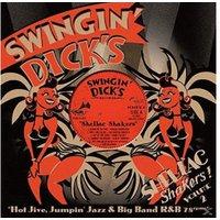 VARIOUS - Swingin' Dick's Shellac Shakers 02 - (Vinyl)