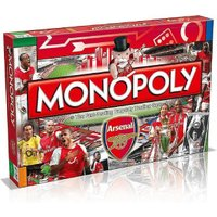 Hasbro Arsenal Monopoly