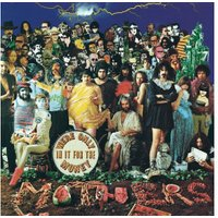 Frank Zappa, Mothers of Invention - We're Only In It For The Money - (Vinyl)