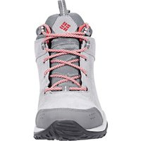 Columbia Fire Venture Mid W steam/sunset red