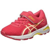 Asics GT-1000 6 GS PS rouge red/white/yellow