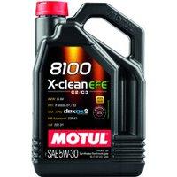 Motul 8100 X-clean EFE 5W30 (5 l)
