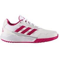 Adidas AltaRun K ftwr white/bold pink/mid grey