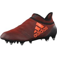 Adidas X 17+ Purespeed SG core black/solar red/solar orange