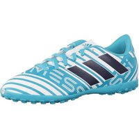Adidas Nemeziz 17.4 TF Jr footwear white/legend ink/energy blue