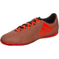 Adidas X 17.4 IN core black/solar red/solar orange