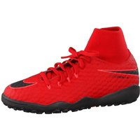 Nike HypervenomX Phelon III DF TF Jr university red/bright crimson/black