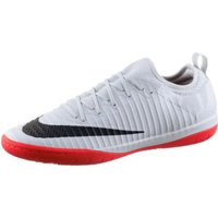 Nike MercurialX Finale II SE IC pure platinum/black/bright crimson