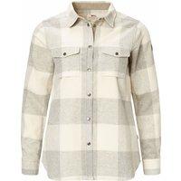 Fjällräven Canada Shirt LS W fog chalk white