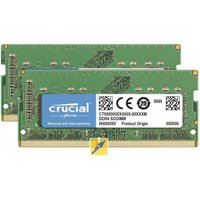 Crucial 16GB Kit SODIMM DDR4-2400 CL17 (CT2C8G4S24AM)