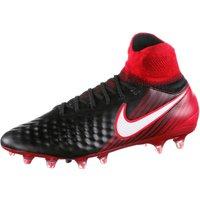 Nike Magista Orden II FG black/university red/bright crimson/white