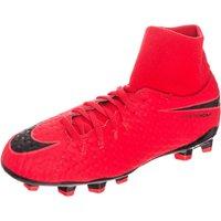 Nike Hypervenom Phelon III DF FG Jr university red/bright crimson/black