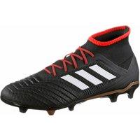 Adidas Predator 18.2 FG core black/footwear white/solar red