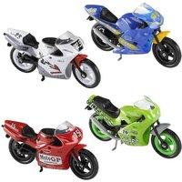 Majorette Majorette Motorbikes Cross, 12-sort.
