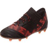 Adidas Nemeziz 17.1 FG Jr core black/core black/solar red