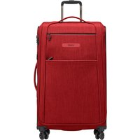 Stratic Floating 4 Wheel Trolley 80 cm red