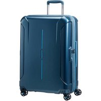 American Tourister Technum Spinner 68 cm metallic blue